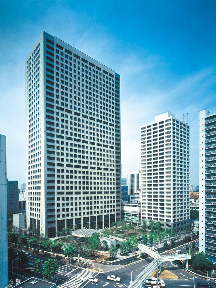 グランパークタワー|オフィスビル│NTT都市開発